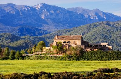 Photo for Rural house (real estate) Heretat de Guàrdia for 22 people