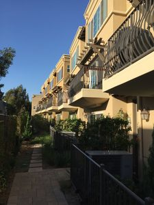 Photo for Brand New Town Home at La Jolla Shores With 2 Master Suites Close To Ocean