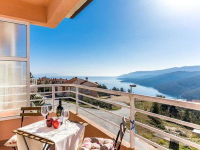 Photo for Apartment Stefano (RAC183) in Rabac - 2 persons, 1 bedrooms