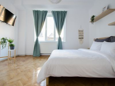 Photo for Spacious Apartment in Old Town on a quiet street - 3Bedrooms