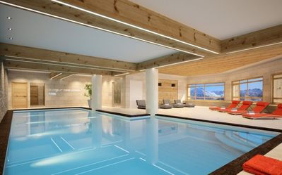 Photo for T3 of 52m ² (+ 7m ² under 1. 80m) in duplex appartment 6 people in residence 4 stars