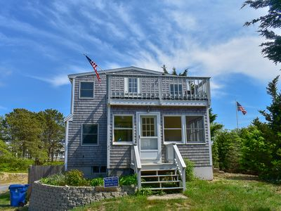 Photo for 54 Miramar- Four bedroom home-Only 500 feet walk to shared/private beach