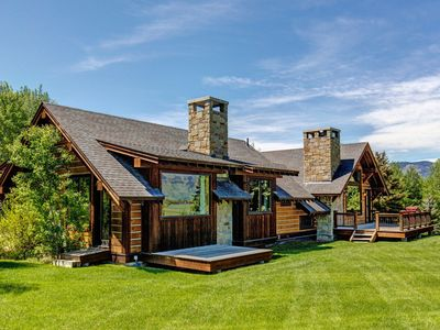 Abode | Mtn. Contemporary Skyline Ranch Home | Outdoor Living + Views | Abode at Skyline