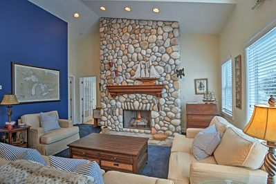 'Sailboat Condo' is the perfect home base to fully experience Harbor Springs.