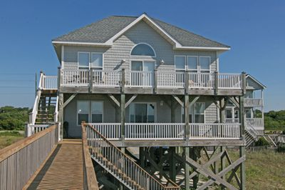 Photo for Moon Shadow -- Beautiful Oceanfront Home That is Pet Friendly!