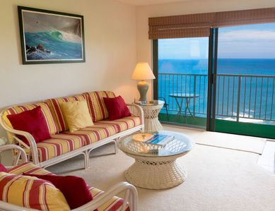 Photo for Ali'i Kai 4202 - Beautiful ocean front views, newly remodeled kitchen, 2 bedroom / 2 bathroom