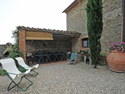 Photo for Holiday apartment Rapale for 1 - 9 persons - Farmhouse