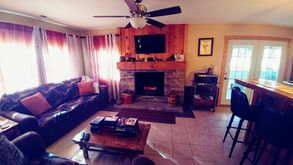 Photo for 3BR Cabin Vacation Rental in Bernadotte, Illinois