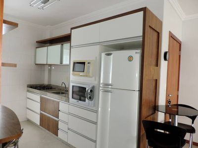 Photo for Fit 2 bedrooms on the beach Bombas Bombinhas SC