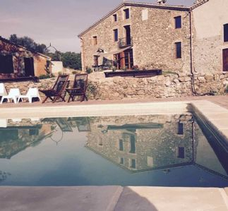 Photo for Self catering Can Pinell de pagès for 8 people