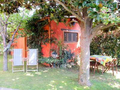 Photo for Vacation home Chalet del Mare (MCV110) in Cerveteri - 2 persons, 1 bedrooms