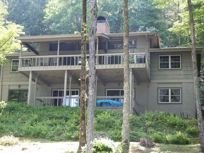Photo for Classic Lakefront Lake Toxaway House