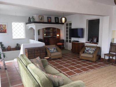 Photo for Luxurious Spacious 6 bedroom 1930s House with Outdoor Kitchen & Private Pool