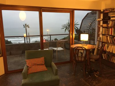 Photo for Beautiful apartment facing the sea, in the best area of Miraflores