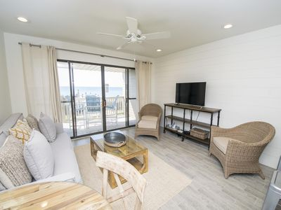 Photo for Lovely One Bedroom Condo at Seamist! Relax on the Beach in Scenic 30a!