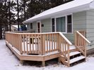 2BR House Vacation Rental in Friendship, Wisconsin