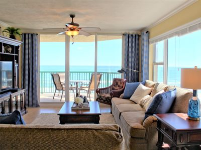 Photo for Oceanfront Luxury with Stunning Panoramic Views and Southeastern Exposure!