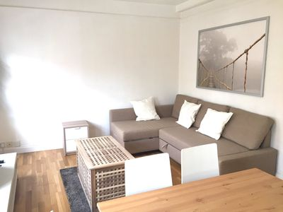 Photo for Stylish apartment in the heart of Brick Lane - 1 Minute from The Truman Brewery