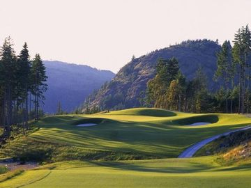 Bear Mountain Golf and Country Club, Victoria, British Columbia, Canada
