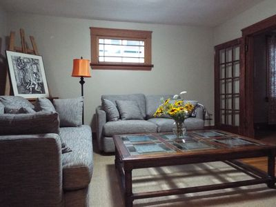 Photo for Relaxing, Cosy Home with Summer Time Vibes in the Heart of Charlottetown!