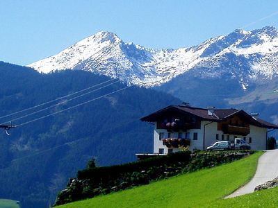 Photo for Holiday apartment in quiet surroundings in the region of the Zillertal mountains