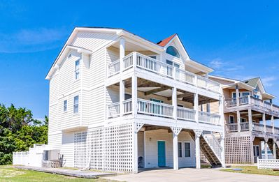 Photo for K1415 Down by the Sea. Ocean View, Elevator, Pool, Hot Tub, Pets OK!