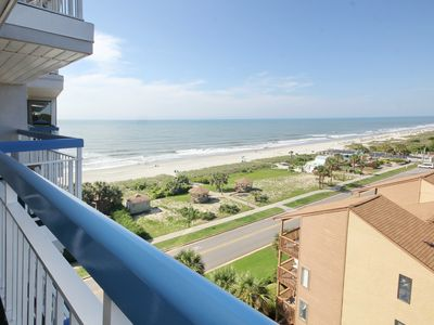 Photo for 1 Bedroom with 1.5 Baths and Spectacular Beach Views !