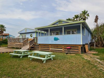 Photo for ONE BLOCK from the BEACH! GOLF CART Approved BEACHY/COLORFUL!