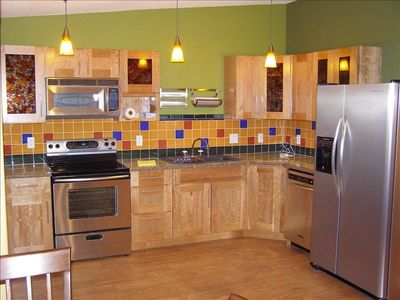 Photo for Stylish Vacation Condo in Estes Park