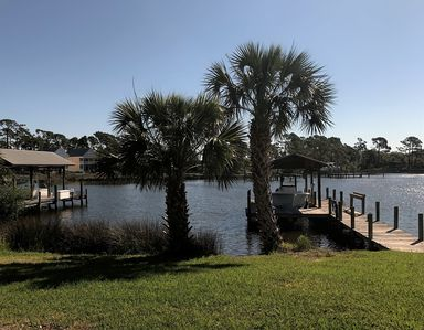Photo for Fisherman's Dream on Grand Lagoon in Panama City Beach!! Private Dock!