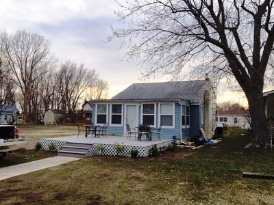 Photo for INTRODUCING :  SEA SHELL    a 4 BEDROOM HOME SAND BEACH OAK HARBOR OHIO