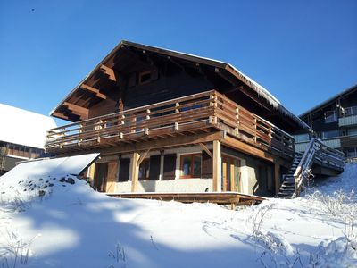 Photo for Beautiful family, eco-friendly chalet