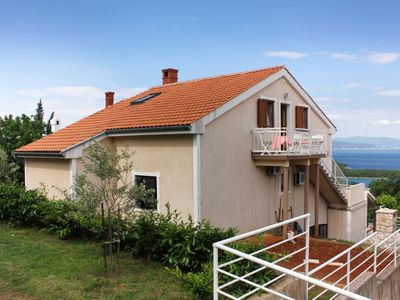 Photo for Apartment in Njivice (Krk), capacity 4+1