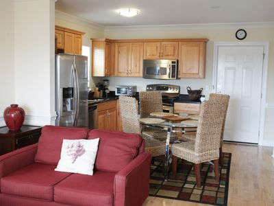 Photo for 2 Bedroom, 2 Bath Condo on South End, FREE PARKING, FREE WIFI, STEPS TO BEACH
