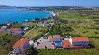 Photo for Vila Caska -ap4 - for 4 people- Zrce beach, pool, wifi, air conditioner