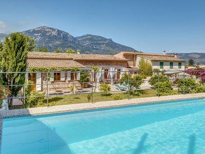 Photo for In an idyll in the mountains – Villa Can Nou