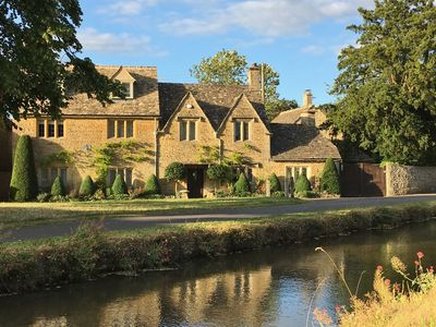 Photo for Voted Englands Most Beautiful Village, a Storybook Cotswold Home
