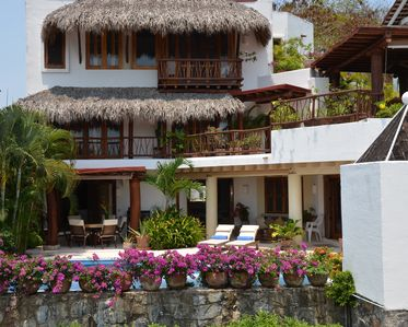 Photo for Villa Punta Marina -- a perfect blend of old Mexico charm and modern amenities