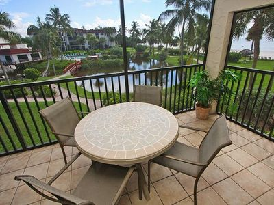 Photo for Updated and Attractive, Two Bedroom Condo with Gulf Views - Pointe Santo A23
