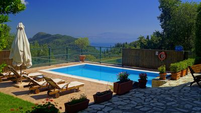 Photo for Spacious Villa With Wonderful Views In Peaceful Location
