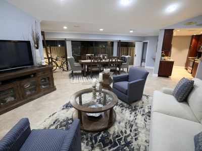 Photo for Spacious, open, bright, meticulously cared for, 2 Bedroom Condo