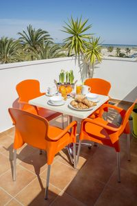 Photo for House facing the sea, very close to the marine station of Ibiza and restored