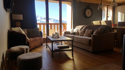 Photo for 4BR Apartment Vacation Rental in Les Belleville, Auvergne-Rhône-Alpes