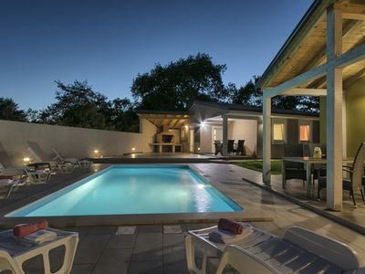 Photo for Trinetta - Modern House with Pool, BBQ, HIGH level of Privacy in quiet area