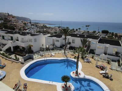 Photo for Top floor one bedroom apartment fantastic sea views