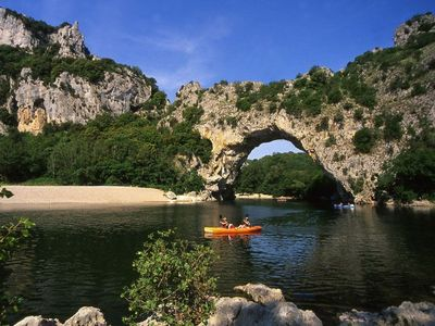 Photo for Chalet in southern Ardèche 8