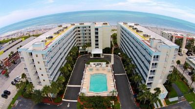 Beautiful Sandcastles Condo Complex On the Beach