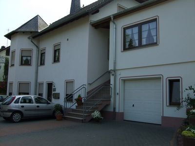Photo for family friendly 3 *** apartment on the Middle Mosel