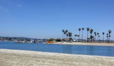 Photo for Ground floor bayfront in the heart of mission bay!