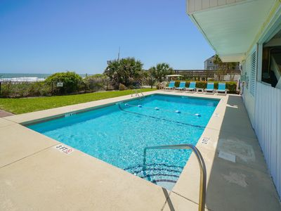 Photo for **FREE LINENS** ALL-INCLUSIVE RATES! South Shores I: Oceanfront, Pool
